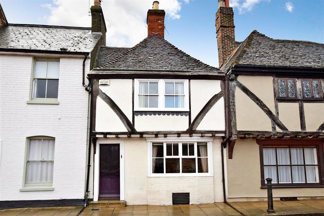 Thumbnail Property for sale in West Street, Faversham, Kent