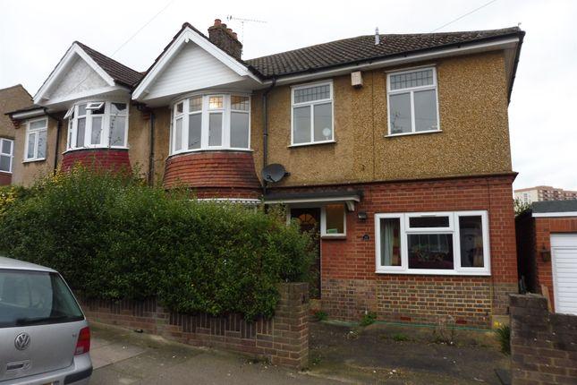 Thumbnail Semi-detached house for sale in Alton Road, Luton