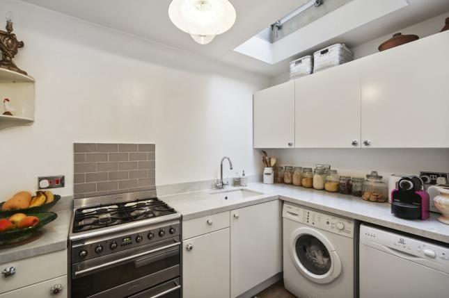 Kitchen of Kennet Close, Battersea, London SW11