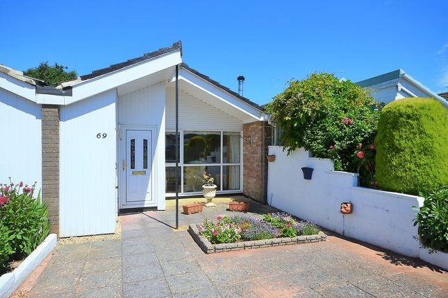 Thumbnail Bungalow for sale in Cumber Drive, Brixham