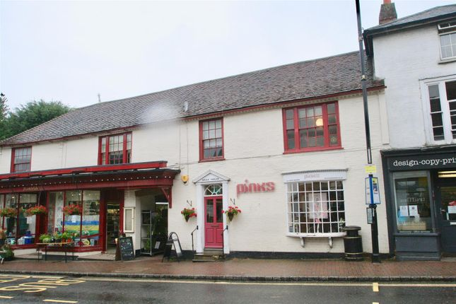 Thumbnail Flat to rent in High Street, Henfield