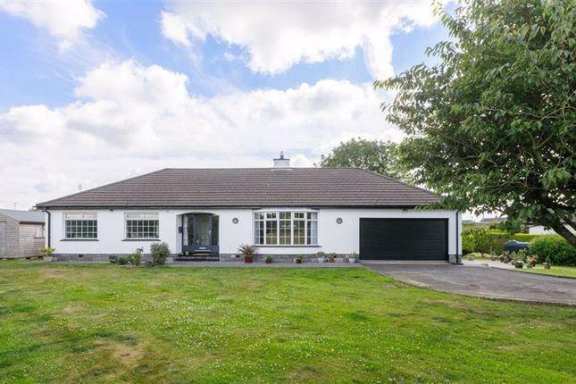 Thumbnail Detached bungalow for sale in Linden Close, Saintfield, Down