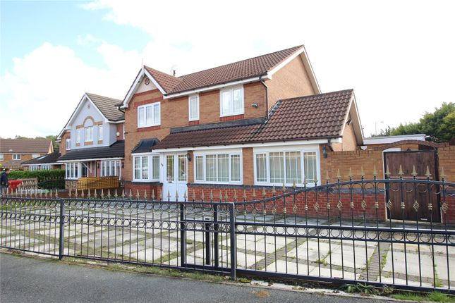 Thumbnail Detached house for sale in Countess Park, Liverpool, Merseyside