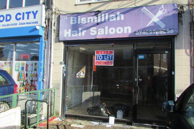 Thumbnail Retail premises to let in Leagrave Road, Luton, Bedfordshire
