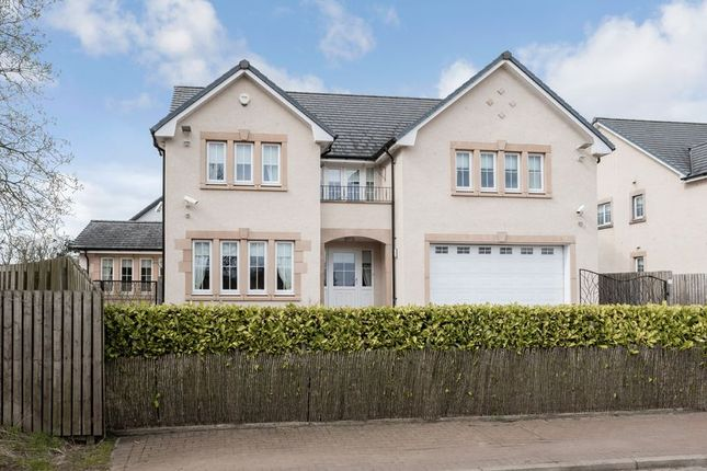 Thumbnail Detached house for sale in Whitelees Drive, Lanark