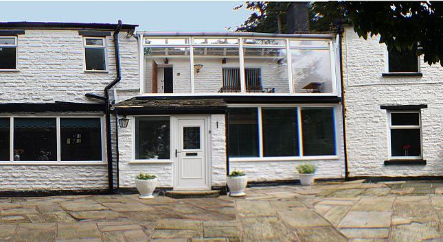Thumbnail Cottage for sale in Swanscoe, Rainow, Macclesfield, Cheshire