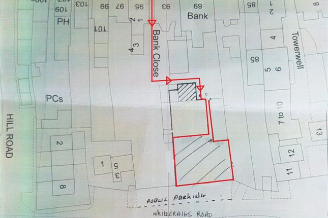 Plot Outline of High Street, Newburgh, Cupar KY14
