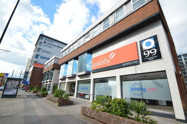 Office To Let In Suite 2 99 Holdenhurst Road Bournemouth
