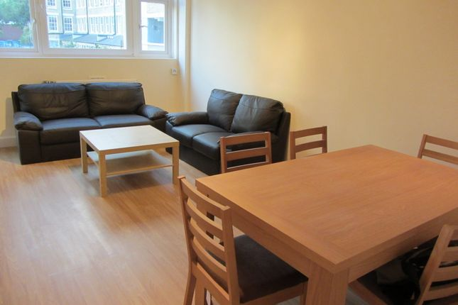 Thumbnail Flat to rent in Lever Street, London