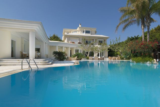 Thumbnail Villa for sale in Uniqueseafrontvillainglyfada, Glyfada, South Athens, Attica, Greece