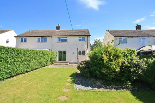 Thumbnail Semi-detached house for sale in Colwell Road, Berinsfield, Wallingford