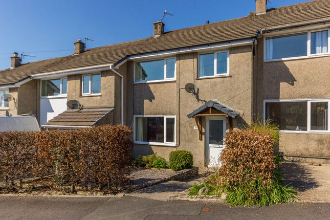 Thumbnail Terraced house to rent in Bleaswood Road, Oxenholme, Kendal