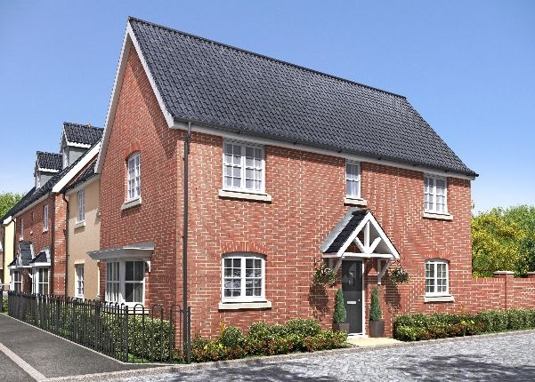 "Thumbnail Detached house for sale in ""The Copwood"" at Folly Lane, Hockley"