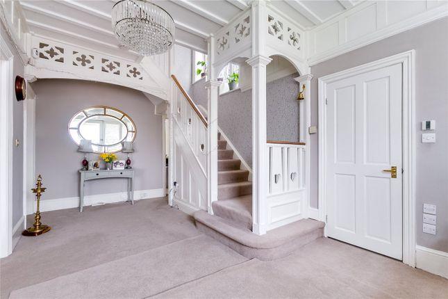 Hallway of Rodway Road, Putney, London SW15