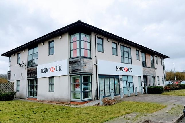 Thumbnail Office to let in Axis 4, Axis Court (Ground Floor), Axis Court, Mallard Way, Enterprise Park, Swansea, Swansea