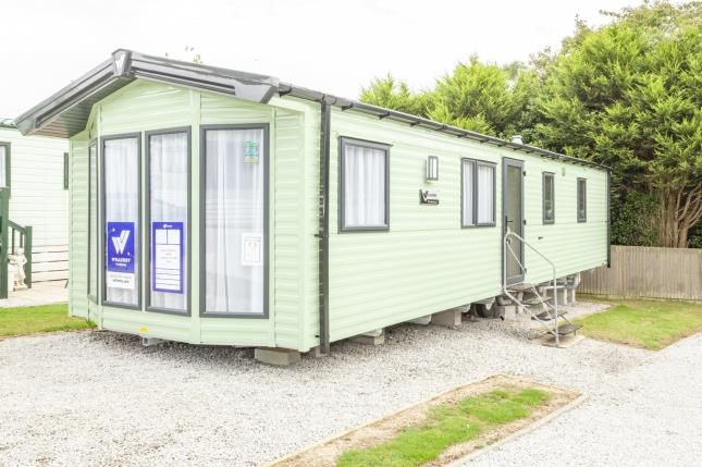 Thumbnail Mobile/park home for sale in Greenbottom, Truro, Cornwall