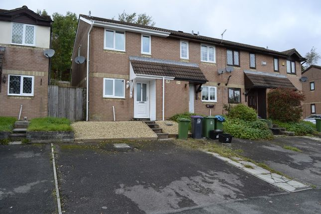 Thumbnail Terraced house to rent in Oaklands View, Greenmeadow, Cwmbran