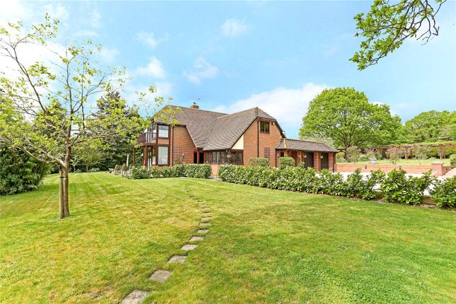 4 bed detached house for sale in Lower Sandhurst Road, Finchampstead, Wokingham, Berkshire