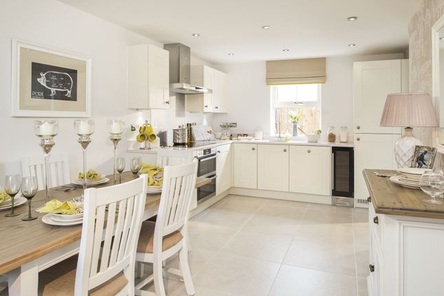 "Thumbnail Detached house for sale in ""Hadley"" at Dragon Rise, Norton Fitzwarren, Taunton"