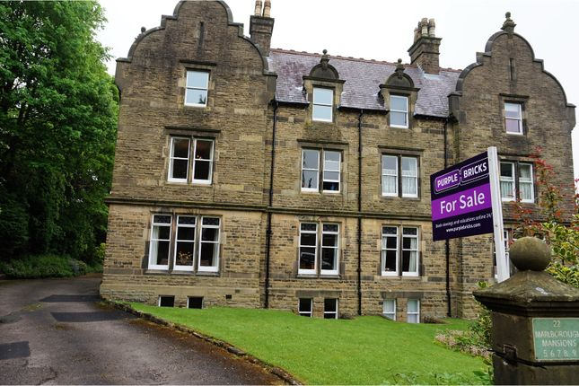 Thumbnail Flat for sale in Marlborough Road, Buxton