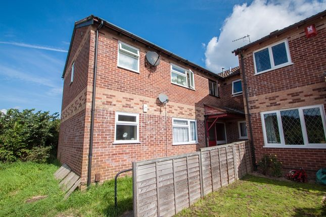 Thumbnail Flat for sale in Honiton Walk, Plymouth