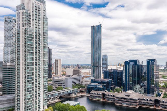 Thumbnail Property for sale in The Madison, Marsh Wall, Canary Weharf, London