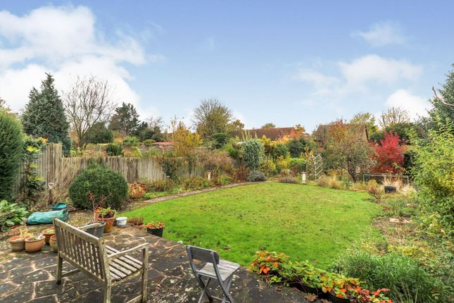 Rear Garden of The Newlands, Wallington SM6