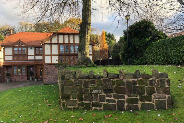 Thumbnail Detached house for sale in Ingleholme Gardens, Eccleston Park, Prescot