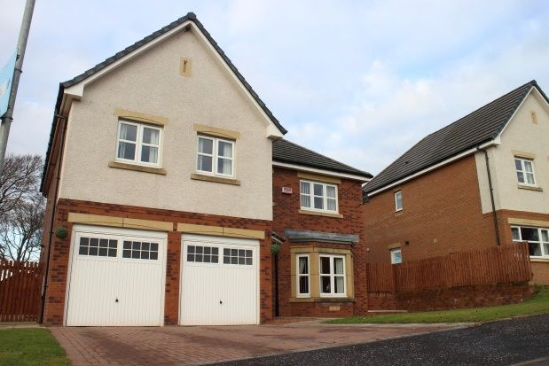 Thumbnail Detached house to rent in Red Deer Road, Cambuslang, Glasgow
