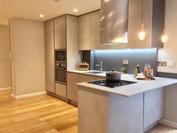 Thumbnail Flat for sale in Nova House, The Nova House, 604-606 Cranbrook Road, Ilford