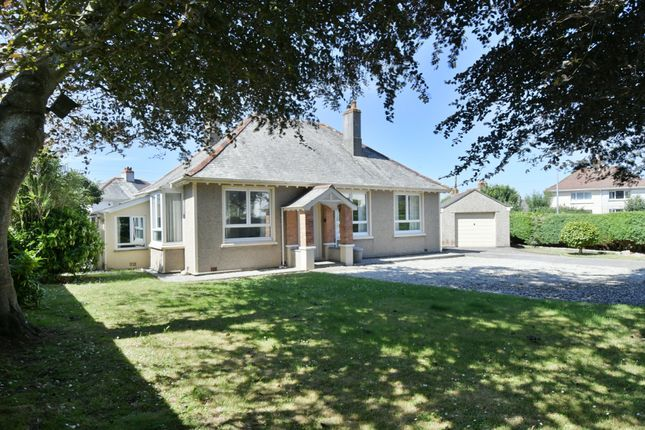 Thumbnail Detached bungalow for sale in Crane, Camborne
