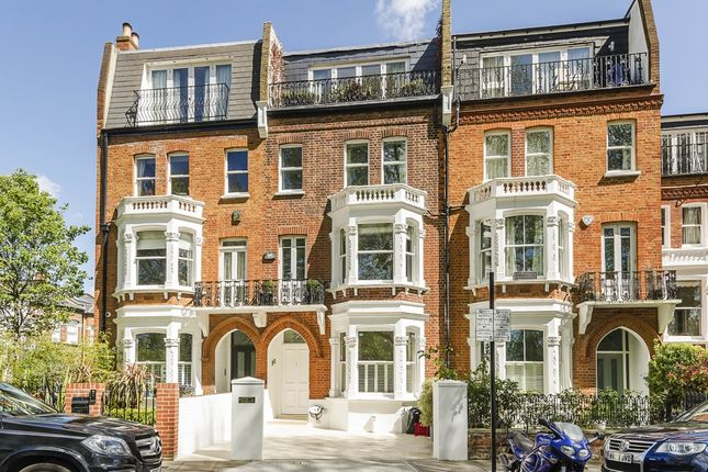 Thumbnail Terraced house to rent in Musgrave Crescent, London