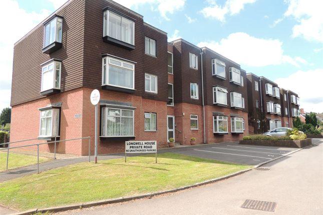 Thumbnail Flat to rent in Bath Road, Longwell Green, Bristol