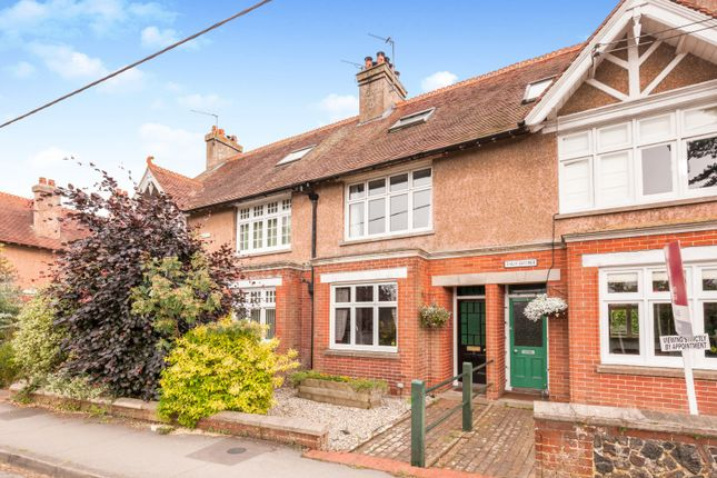 Thumbnail Terraced house to rent in Upper Dicker, Hailsham