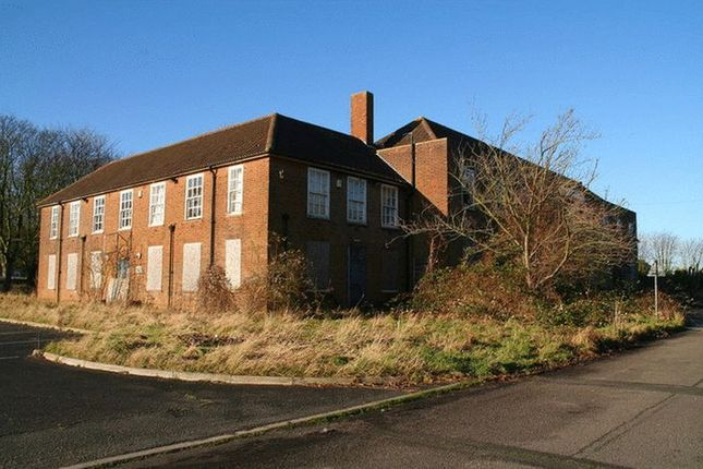 Thumbnail Land for sale in Manby Park, Manby, Louth