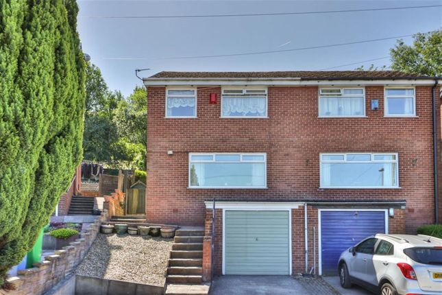 Thumbnail Semi-detached house to rent in 32 Whittaker Drive, Smithy Bridge, Littleborough