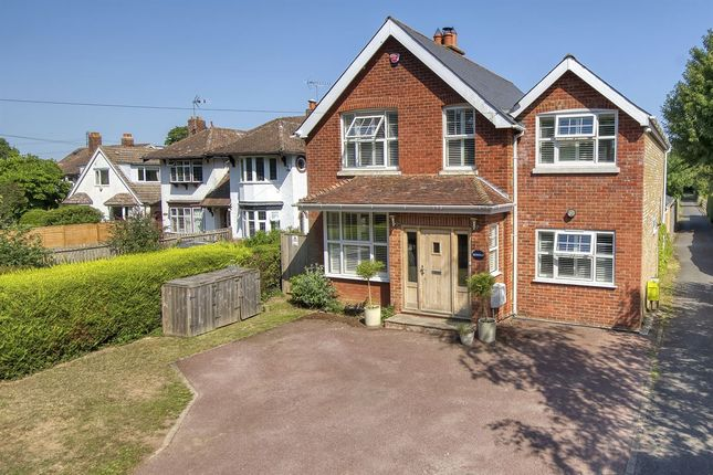 Thumbnail Detached house for sale in Stodmarsh Road, Canterbury