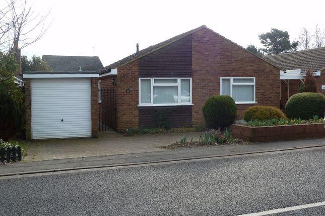 Thumbnail Detached bungalow to rent in Derwent Road, Leighton Buzzard, Bedfordshire