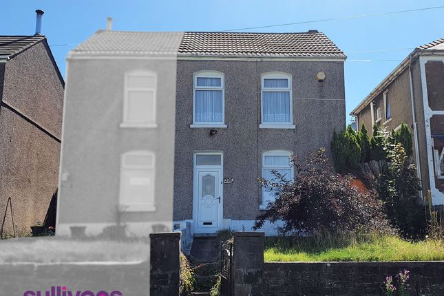 Front of Mansel Road, Bonymaen, Swansea SA1