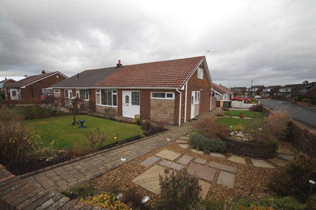 Thumbnail Semi-detached bungalow to rent in Ainse Road, Blackrod, Bolton
