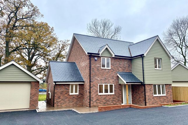Thumbnail Detached house for sale in Mill Lane, Much Cowarne, Bromyard
