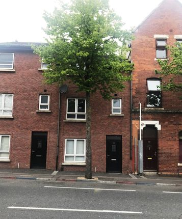 Thumbnail Terraced house to rent in Donegall Road, Belfast