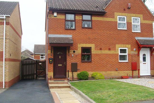 Thumbnail Semi-detached house to rent in Rednal Mill Drive, Longbridge