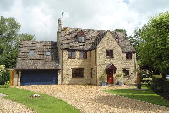 Thumbnail Detached house for sale in Warren Bridge, Oundle