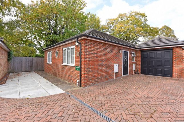 Thumbnail Bungalow for sale in Reading Road, Farnborough