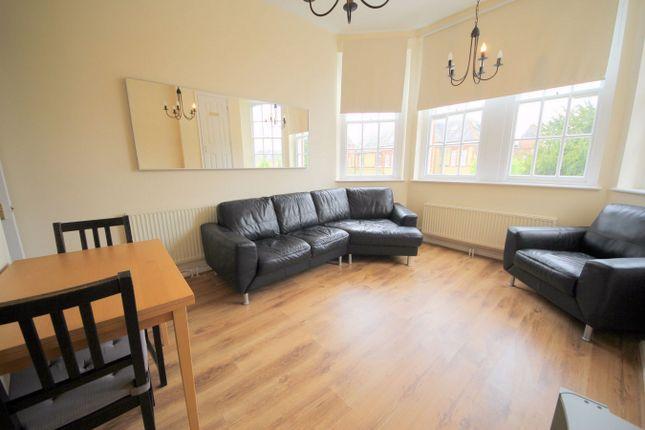Thumbnail Flat to rent in Pennington Drive, London