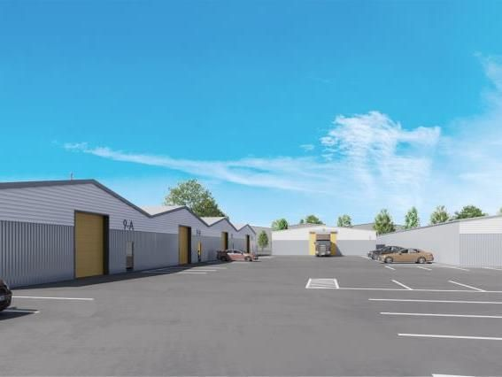 Thumbnail Industrial to let in Unit 10, Clifton Road, 9-10, Clifton Road, Huntingdon