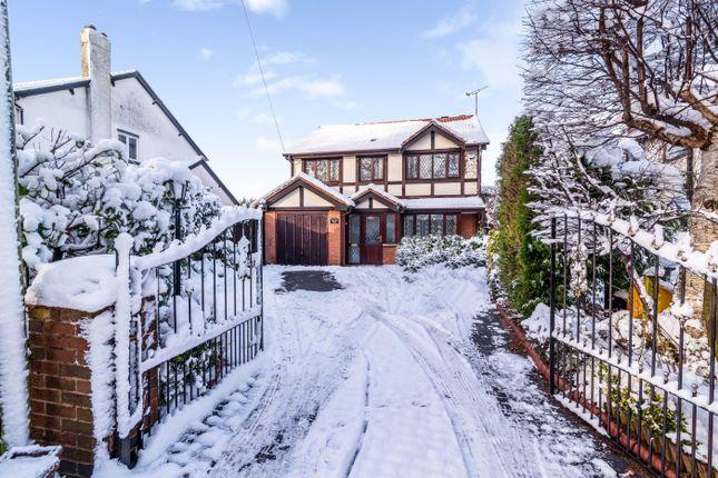 Thumbnail Detached house for sale in Bustleholme Lane, West Bromwich, West Midlands