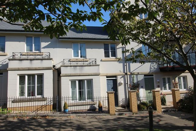Thumbnail Terraced house to rent in Eastcliff, Portishead, Bristol