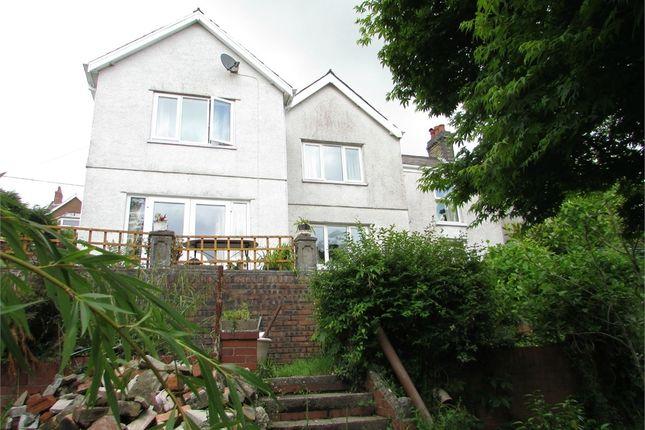 Thumbnail Detached house for sale in Tygwyn Road, Clydach, Swansea, West Glamorgan